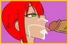 REDnWET - Adult oral game