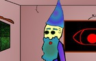 Purple Wizard - Lonely Wizard asks for sex