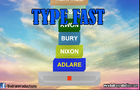 Type fast