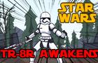 StarWars TR-8R Awakens by NCH