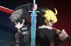 Kirito vs Hyde