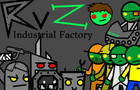 Robots vs. Zombies: Industrial Factory