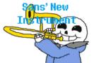 Sans' New Instrument