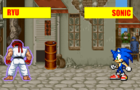 Sonic VS Ryu