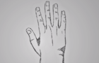 Foot Hand Morph Test