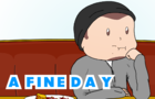 A Fine Day - Catstamps Animates