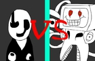 W.D.Gaster vs Flowey (Undertale Short Animation)