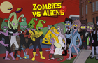 Zombies Vs Aliens Trailer
