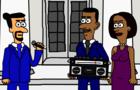 Freestyle Raps with President Obama Parody