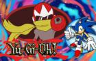 Sonic VS Protoman [Stop-Motion Yu-Gi-Oh! Duel]
