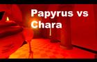Papyrus vs Chara (Undertale SFM)