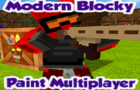 Modern Blocky Paintball