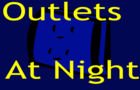 Animated Life : Outlets at Night