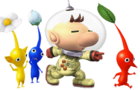 Olimar is a bad father