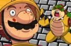 Bowser's revenge (Mario Maker parody)
