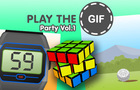 Play the GIF Party Vol.1