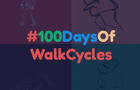 #100DaysOfWalkcycles