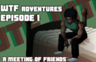 "Wtf Adventures episode 1 ""A meeting of friends."""