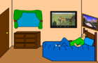Bedroom (Animation Preview)