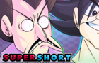 Super Shorts - Super Saiyajacked