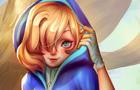 Cinderella OC Jer Color Volume speed painting