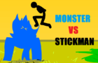 Monster VS StickMan