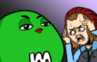 SleepyCabin Animated: Cory's Green MnM(unfinished)