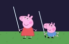 Peppa Pig The Force Awakens Parody
