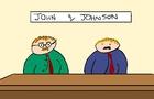 John and Johnson