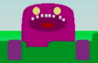 Monster Maze Animation