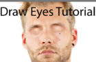 Draw Eyes Tutorial (Clam Secret)