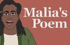 Malia's Poem