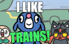 Pokémon Sun & Moon | I like trains!