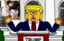 Future President Donald Trump on Jobs