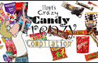 [stop-motion candy animation] Hoyt's crazy candy frenzy season 1 compilation