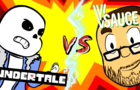 Undertale Animation- Sans' Rage