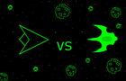 Earth Defender Asteroids Game