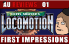 AU Reviews 01: Chris Sawyer's Locomotion