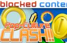 Pop Culture Clash - Mario Coin VS Sonic Ring