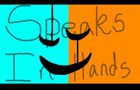 Speaks In Hands | Undertale Gaster Animation