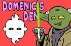 Domenic's Den 02 LIGHT SYRINGE