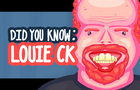 coolest Louie CK facts