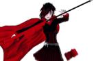 RWBY Speedart part 1: Ruby Rose