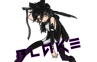 RWBY Speedart part 3: Blake Belladonna