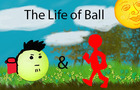 The Life of Yellow ball and Red man