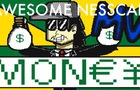 Awesome Nesscar - Money (Flipnote Studio 3D) MV
