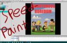 Monotonous Boredom Poster Speedpaint