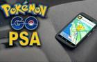 Pokemon GO PSA
