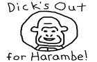 Dicks out for Harambe: the Ride