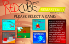 Red Cube Remastered (Has Major Bugs)